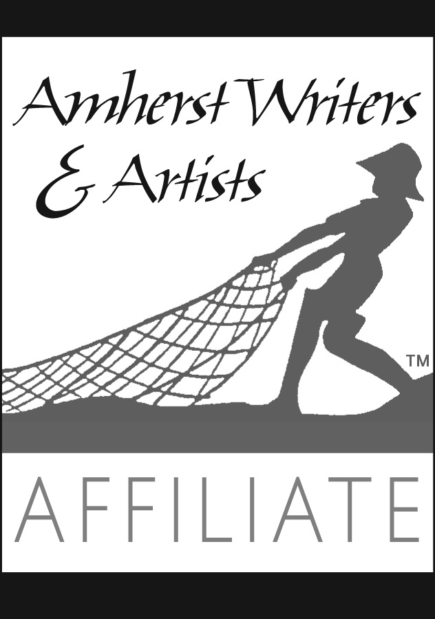 Logo: Amherst Writers & Artists Affiliate.  www.amherstwriters.com