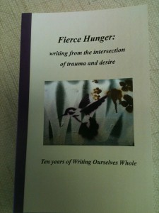 Cover of Fierce Hunger chapbook