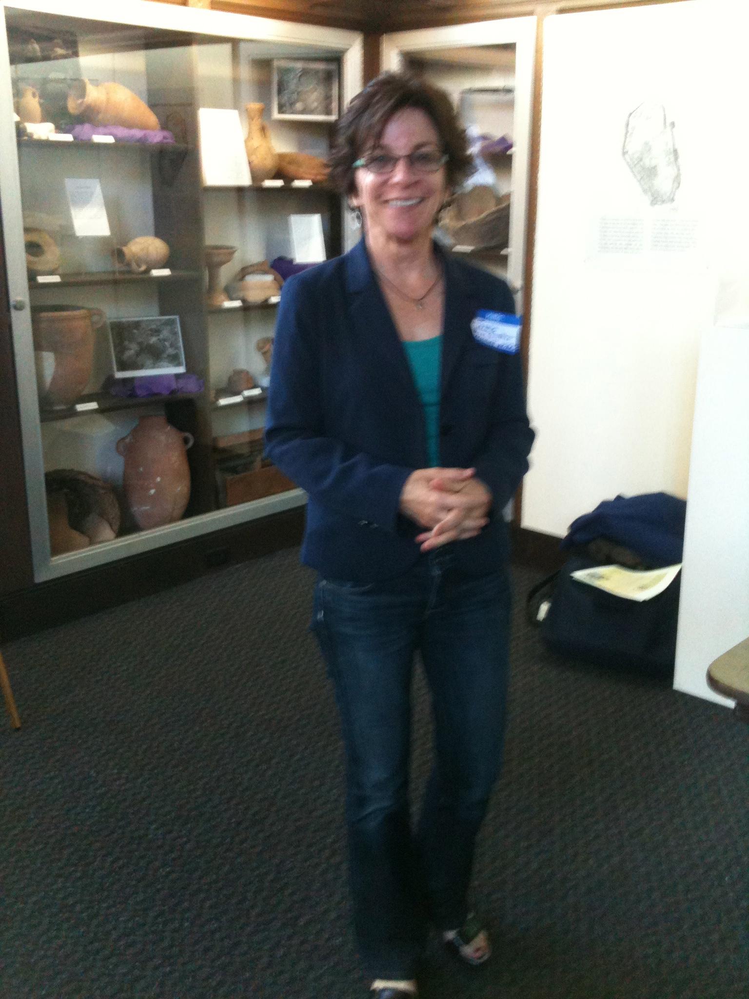 Teresa Burns Gunther of Lakeshore Writers