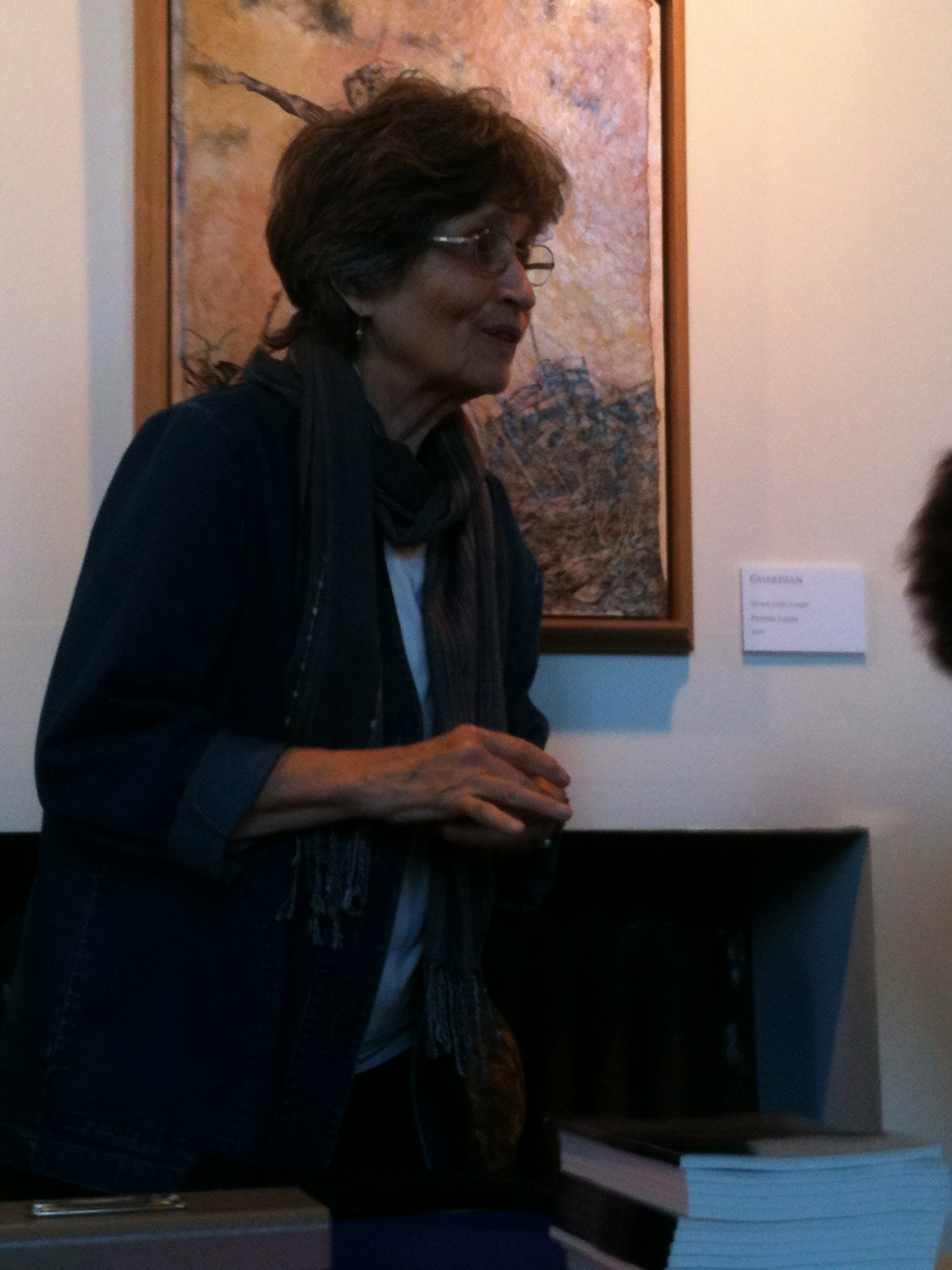 Joan Marie Wood of Temescal Writers (also the co-founder of the AWA Affiliate Program)