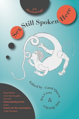 cover of Sex Still Spoken Here anthology