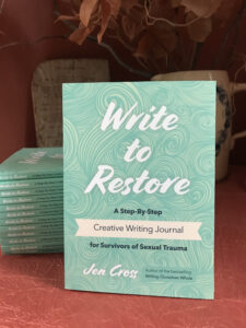 Stack of Write to Restore books