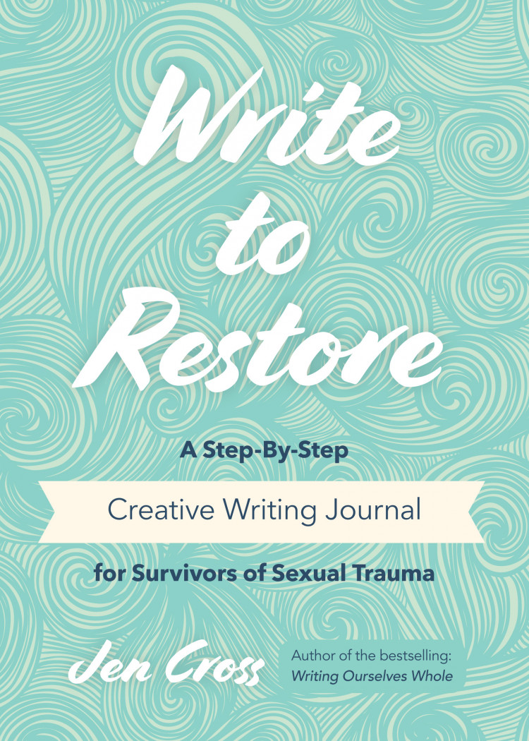 cover of Write to Restore guided journal